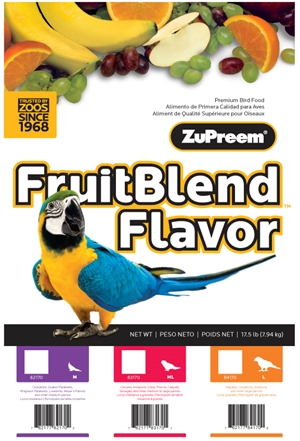 Fruit Blend Flavor Avian Diets  L