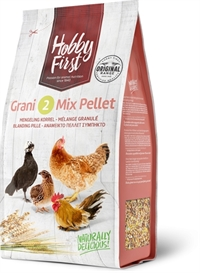 Hobby First, Grani 2 Mix Pellet, 20 kg.