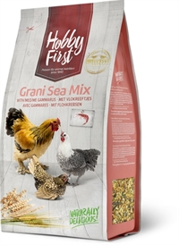 Hobby First, Grani Sea Mix, 3 kg