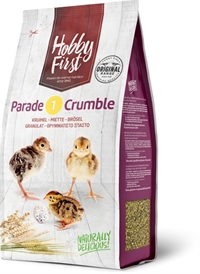 Hobby First, Parade 1 Crumble, 4 kg
