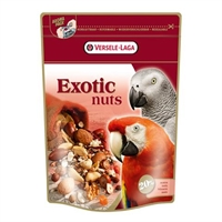 Papegøje Exotic Nuts 750 g.