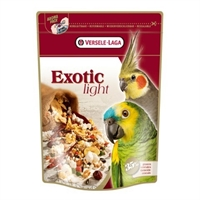 Papegøje Exotic Light 750 g.