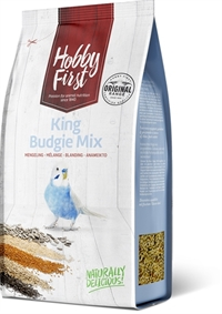 Hobby first King Budgie Mix, 1 kg.