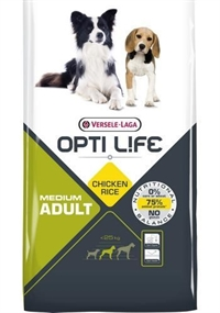 OPTI LIFE ADULT MEDIUM 12,5 kg.
