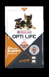 OPTI LIFE PUPPY SENSITIVE ALL 12,5KG