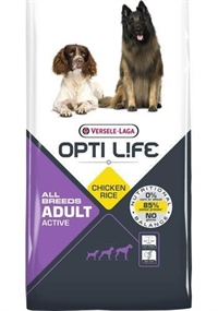 OPTILIFE ADULT ACTIVE ALL 12,5KG