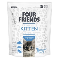 FourFriends Cat Kitten 0,300 g. Beløbet refunderes...